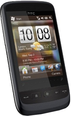 Link to HTC Touch2 T3333 GSM SmartPhone Unlocked with Windows Mobile 6.5, Wi-Fi, and Touch Screen– International Version with No Warranty (Brown) On Sale