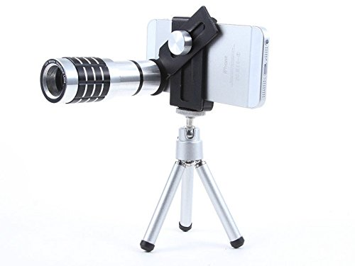 Camkey 12x optical zoom universal smartphone telephoto import it all