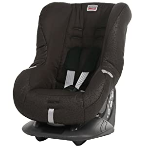 Britax Eclipse Group 1  9 Months - 4 Years Forward Facing Car Seat (Black Thunder)