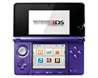 Nintendo 3DS Midnight Purple - Nintendo 3DS by Nintendo