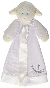 Mary Meyer Christening Lamb Blanket -…