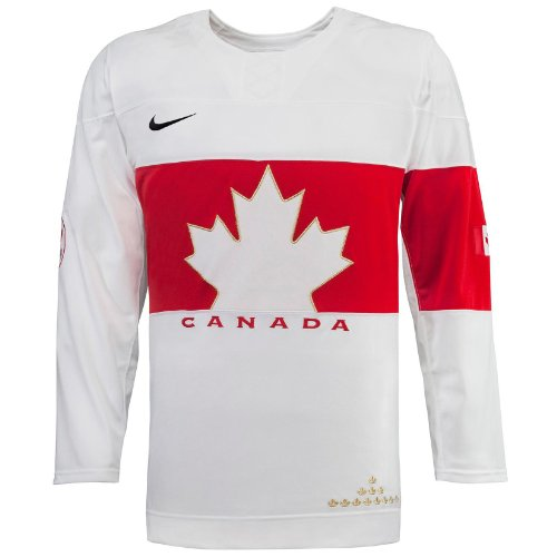 Team Canada Nike 2014 Olympic Jersey (Large) (Team Canada Hockey Jersey 2014 compare prices)