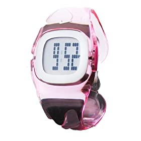 Nike Presto Digital Smooth Small LX Women's Watch – Pink – WT0025-602