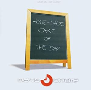 Home-Made Cake Of The Day