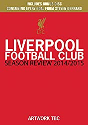 Liverpool Football Club Season Review 2014/2015 [DVD]