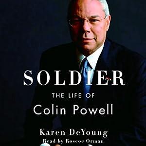 Soldier Audiobook