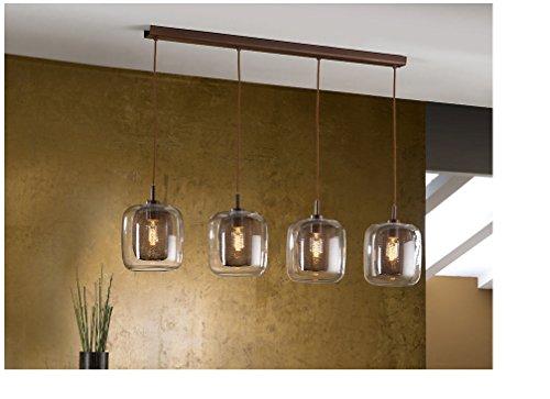 schuller-lamparas-modernas-led-coleccion-fox-4l-chocolate-ibergada