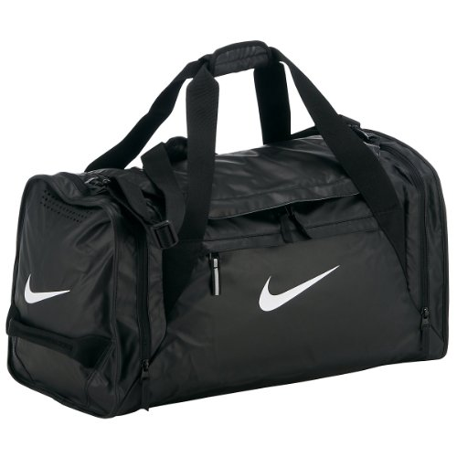 Nike Ultimatum Max Air Medium Duffel Bag - Black