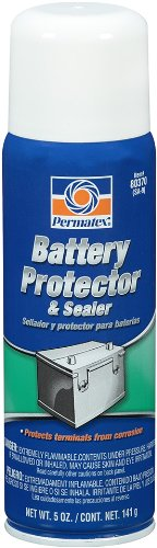 Permatex 80370 Battery Protector and Sealer, 5 oz. net Aerosol Can