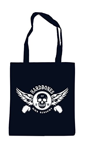 Hardbones Gym Borsa Nero Certified Freak