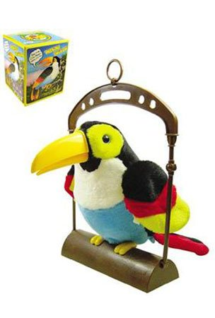 41 fjunupZL Cheap Buy  Animated Talking Toucan ATTO (styles and colors may vary)