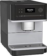 Miele CM 6100 Stand-Kaffeevollautomat mit Bohnenmahlwerk (Cappuccinatore) obsidianschwarz