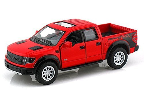 2013 Ford F-150 SVT Raptor Supercrew 1/46 Red