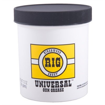 Rug12 Rig Universal Grease 12 Ounce Jar (Handgun Grease compare prices)
