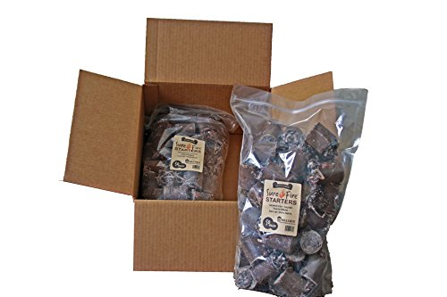 Buy Cheap Walden Sure-Fire Starters Easy to Light 100 Pack for Charcoal Grills Fireplaces Campfires ...