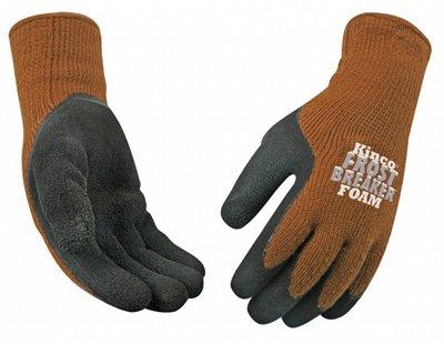 kinco-1787-m-1-brown-heavy-100-acrylic-thermal-knit-shell-foam-latex-coated-palm-elastic-knit-wrist-