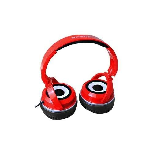 ZHP-005R X2 Hybrid Headphones Redの写真03。おしゃれなヘッドホンをおすすめ-HEADMAN(ヘッドマン)-