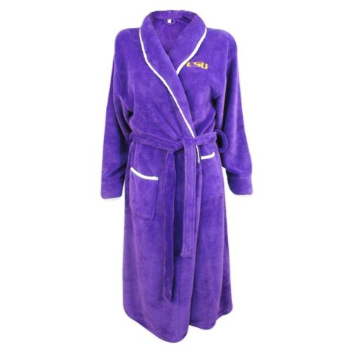 LSU Tigers Ladies Plush Robe at Amazon.com