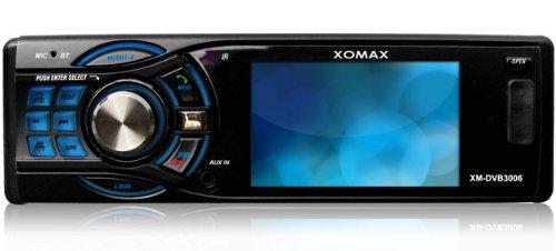 XOMAX XM-DVB3006 Autoradio Moniceiver MP3 Bluetooth