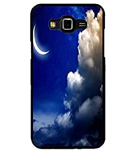 ColourCraft Beautiful Night Vision Design Back Case Cover for SAMSUNG GALAXY GRAND MAX G720