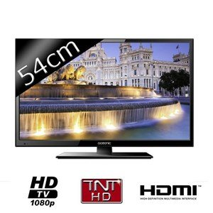 OCEANIC LED221115B2 TV LED Full HD 54cm (22'') noir