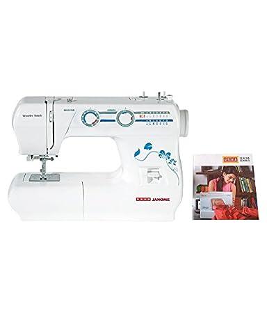 Usha Wonder Stitch Sewing Machine   White available at Amazon for Rs.12000