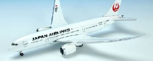 【ホーガンウィングス】(1/400)JAL日本航空 B787‐8JA822J(BJE3012)JALUX 120804