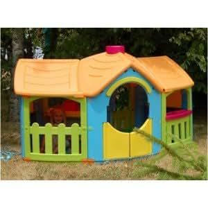 Maison de jardin pour enfant Villa Grandiosa