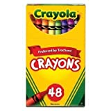 Crayola 48ct Crayons (Pack of 2)