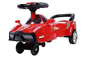 Toy House Toyhouse Super Racing Swing Car Red