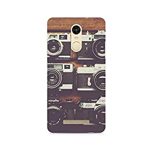 TAZindia Designer Printed Hard Back Case Cover For Xiaomi Redmi Note 3