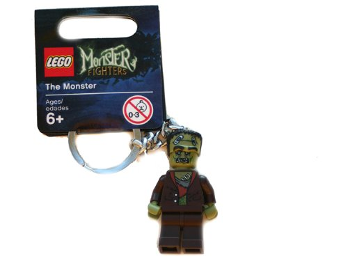 LEGO Monster Fighters 'The Monster&quot; Key Chain