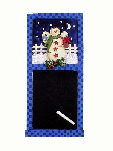 Snowman Chalkboard