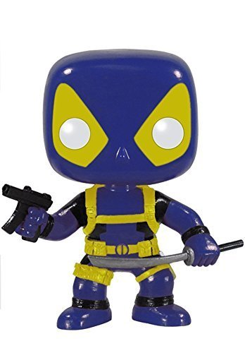 Funko POP Marvel X-Men Deadpool 3 3/4 Inch Action Figure Dolls Toys