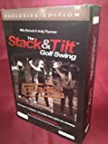 img - for Stack and Tilt Golf Club Swing Instruction Tool 6 Disc Set (Exclusive Edition) book / textbook / text book