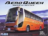 フジミ模型 1/32 観光バス NO. 16 三菱ふそう エアロクィーン カタログモデル BUS16