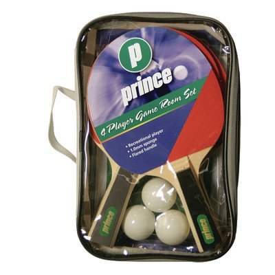 Review Of Prince 4 Player Table Tennis Set with Carry Bag