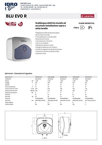 ariston-3100321-scaldabagno-elettrico-blu-evo-r-sopra-lavabo-a-norme-eu-30-litri