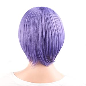 MapofBeauty Women's Short Straight Cosplay Party Wig BOB Wig from MapofBeauty