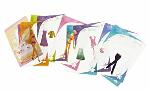 Barbie iDesign Ultimate Stylist Cards and CD-ROM