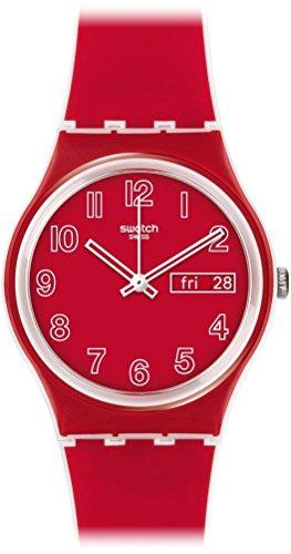 [スウォッチ]SWATCH 腕時計 Gent(ジェント) POPPY FIELD GW705  【正規輸入品】