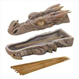 Dragons Head Incense Burner Sandalwood Incense Sticks ~ Furniture Creations