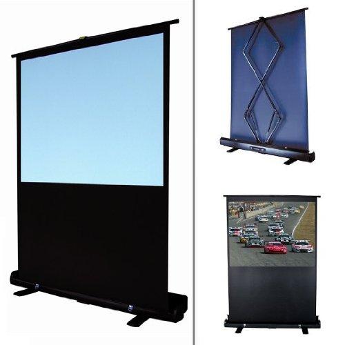 Duronic FPS100/43 - Floor Projector Screen - 100