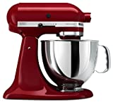 KitchenAid KSM150PSGC Artisan Series 5-Quart Stand Mixer, Gloss Cinnamon