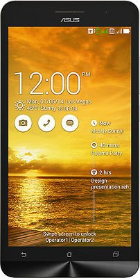 Asus Zenfone 6 (Deep Black, 16 GB)