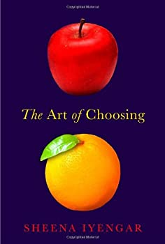 "Cover of ""The Art of Choosing"""