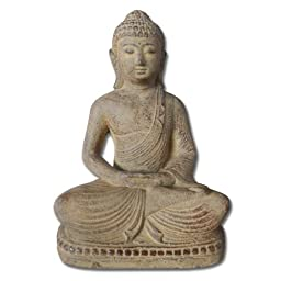 Peaceful Meditating Buddha