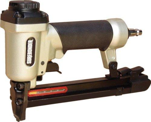 Surebonder 9600A, Heavy Duty Staple Gun with Case