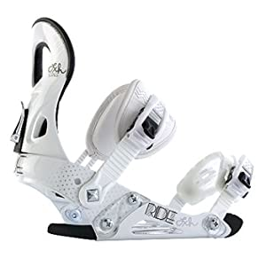 Ride LXh Snowboard Bindings Women's 2012 - Medium