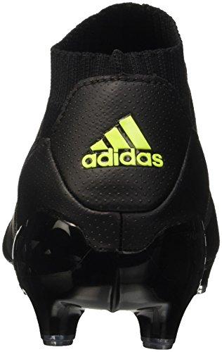 adidas Herren Ace 16.1 Primeknit Fußball-Trainingsschuhe, Nero (Cblack/Cblack/Syello), 44 EU -
